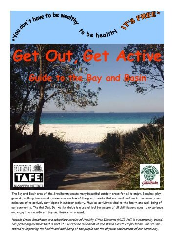Get Out, Get Active - Healthy Cities Illawarra