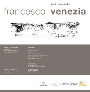 Francesco fusaro architetto studio mancuso e serena for Metafonicamente it