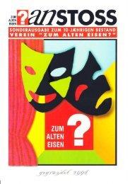 Festschrift 2004 - Zum alten Eisen