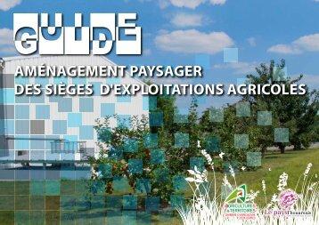 Guide - Chambre d'Agriculture des Deux-Sèvres