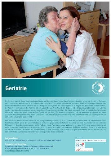 PDF-Download - Österreichische Gesellschaft für Geriatrie und ...
