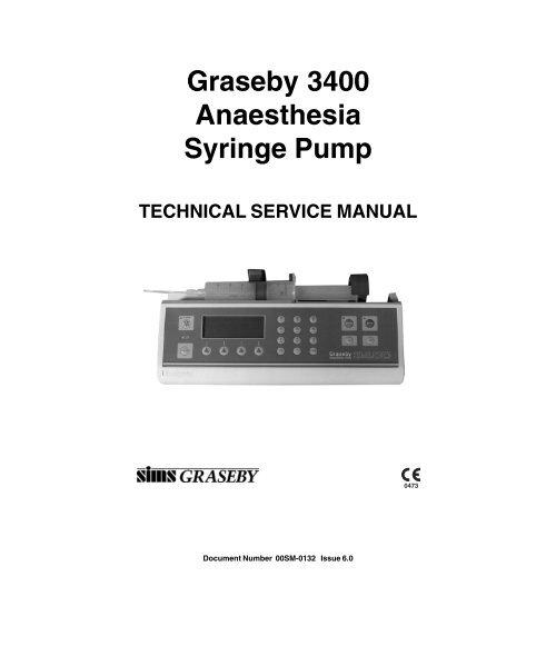Jms syringe pump p500 service manual by j4405 issuu.