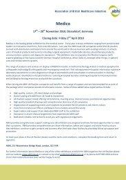 Medica Application Form