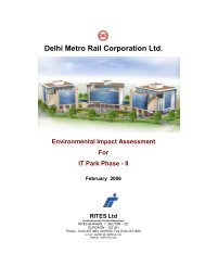 Delhi Metro Rail Corporation Ltd. - Delhi Pollution Control Committee