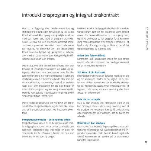 Medborger i Danmark (dansk) - Ny i Danmark