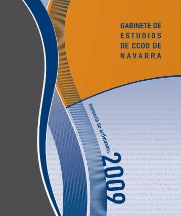 documento - Comisiones Obreras de Navarra - CCOO