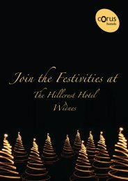 C123-0003 Christmas Brochure 2010:Layout 1 - Corus Hotels