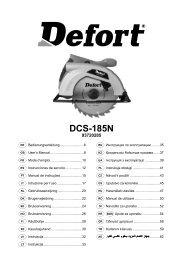 DCS-185N Manual (w3-a3_1).indd - Defort