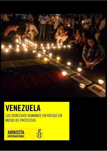 Informe_Venezuela._Los_derechos_humanos_en_riesgo_en_medio_de_protestas