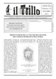 Trillo 12 2011.indd - Comunità degli Italiani di Pirano