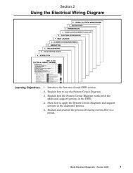 elec12 using the electrical wiring diagram pdf - autoshop 101