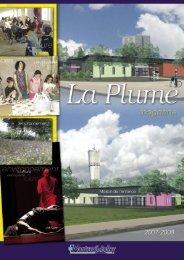 parution Année 2007 / 2008 - Montreuil-Bellay