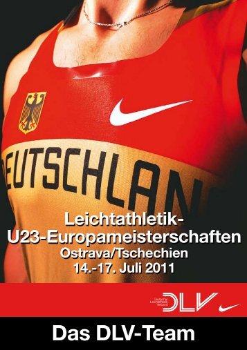U23-Europameisterschaften - Sportmittelschule Dresden