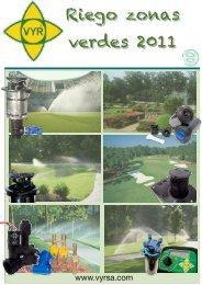 Folleto VYR turf 2011 w.pdf - Vyrsa