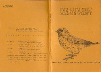 1985 nummer 2 - Vogelwerkgroep Nijmegen