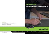 Montageanleitung Armaflex - Armacell