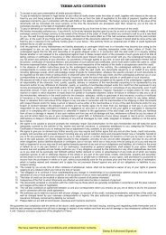 application and agreement for irrevocable letter of credit