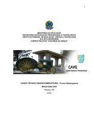PPC_Biocombustiveis - Instituto Federal Sul-rio-grandense