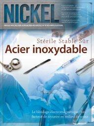 Stérile Stable Sûr - Nickel Institute