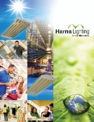Click Here to view our Company Brochure - Harris Lighting