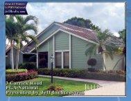 eBrochure_3 Carrick Road - PGA National homes for sale