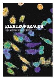 življenje in tehnika o elektroporaciji - Univerza v Ljubljani
