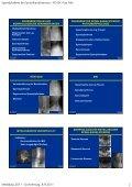 Spondylodese bei Spinalkanalstenose - PD Dr. Kan Min Medidays ... - Seite 2