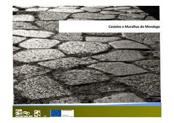 Rede Urbana de Castelos e Muralhas Medievais do Mondego