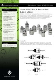 Datasheet - Franklin Fueling Systems