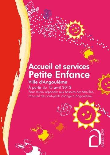 Petite Enfance - Angoulême