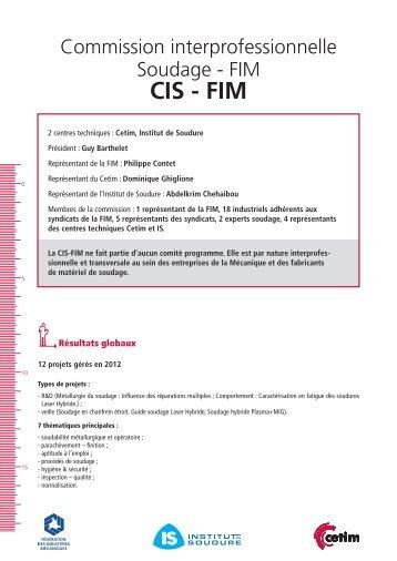 Fiche Commission Soudage - Juin 2013 (541 Ko) - Cetim