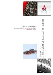 Mitsubishi Winterkompletträder - Autohaus SCHOLZ Erlangen