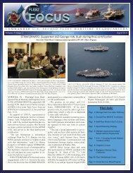 What's Inside: - US Navy Hosting