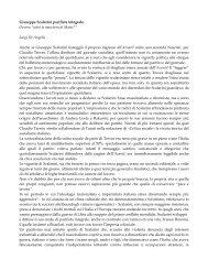 """Giuseppe Scalarini pacifista integrale. Ovvero """"sotto la maschera di ..."""