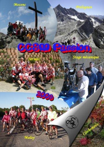 CCSM Passion 2009Fichier PDF - e-nautia