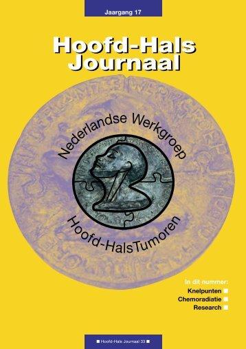 Hoofd-Hals Journaal 33 juli 2005 - NWHHT
