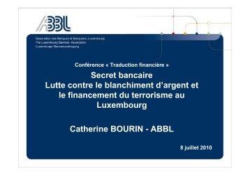 Catherine Bourin - SFT