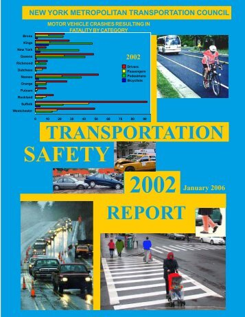 SAFETY - New York Metropolitan Transportation Council