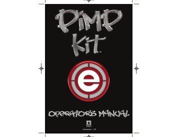 EVIL pimp manual 1.0 - Paintball Solutions