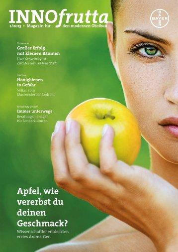 InnoFrutta 1|2013 - Bayer CropScience Deutschland GmbH