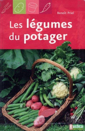 Benoit Priel - Les legumes du potagerFichier PDF - e-nautia