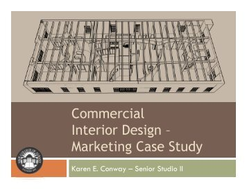 Commercial Interior Design   Conway Creations
