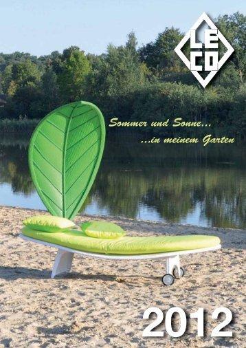 Katalog 2012 - LECO-Werke Lechtreck  GmbH & Co.KG