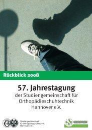 Frühschoppen 2008 im Ausstellungscafé - Ortholine ...