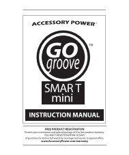 SMAR T Mini - Accessory Power