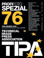 D 76TIPA SPEZIAL TIPA Awards 2008 - Profifoto