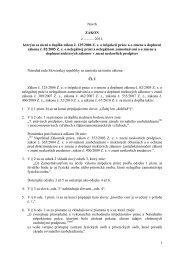 Návrh zákona, ktorým sa mení a dopĺňa zákon č. 125/2006 Z. z. o ...