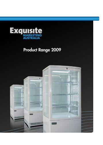 Exquisite Brochure - Arafura Catering Equipment