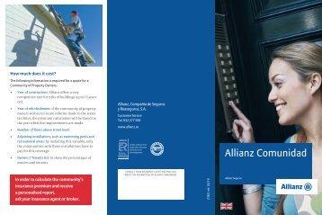 Comunidad - Allianz