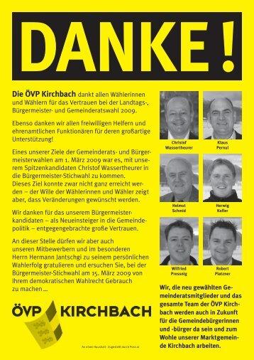 herunterladen - ÖVP Kirchbach im Gailtal